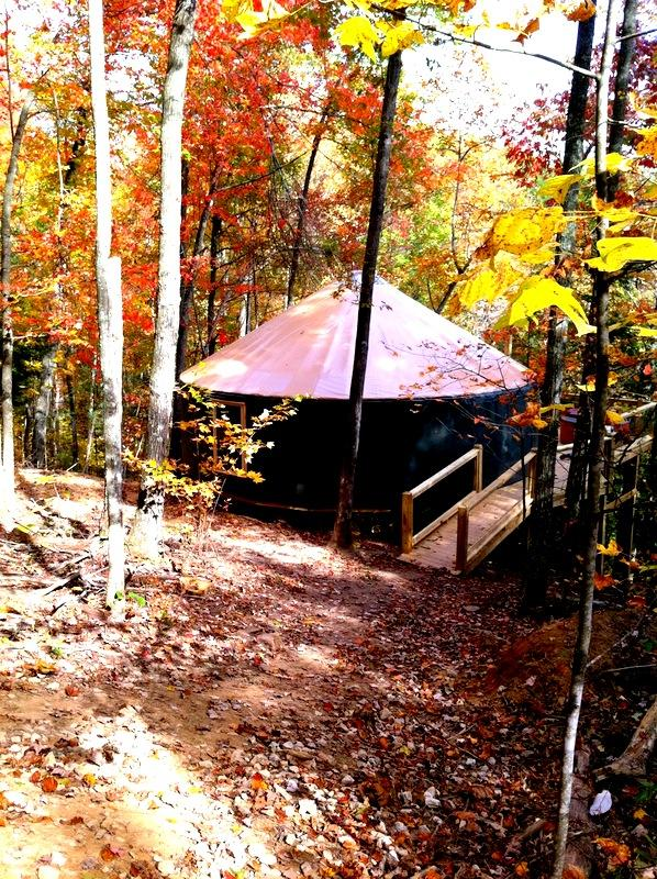Yurts Red River Gorge Cabin Rentals Red River Gorge